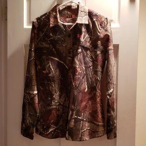 Long sleeve under armour como shirt